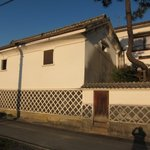 料亭・旅館 三川屋 - 旅館の裏の土蔵