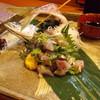 Teiji - 料理写真:兵庫県産 小又あじたたき