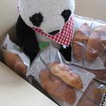 オリオンベーカリー - 料理写真:箱に12袋入り
