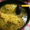 いこい - 料理写真:肉天カレーうどん1100円