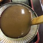 69566005 - トロッとしたカレースープ