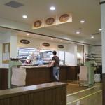 目黒区役所 レストラン - 配膳口