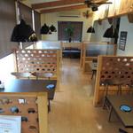 マータラ - テーブル席
