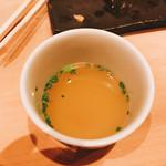 ひょご鳥 - 鳥スープ