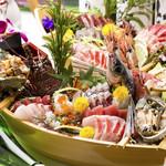 海の幸×個室居酒屋 響き - 料理写真: