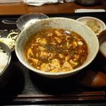 69568759 - 麻婆豆腐ランチ