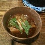 麺屋 八蔵 - つけ汁