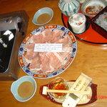 6957905 - 豚肉プーアル茶しゃぶしゃぶ