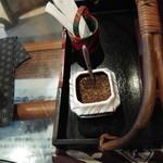 藤乃 - 卓上の山椒