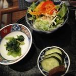 藤乃 - サラダ等