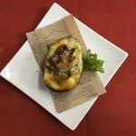 酒kure - アボガド味噌チーズ焼き