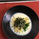 酒kure - 豆乳揚げ出し豆腐