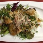 酒kure - シュクレ風油淋鶏