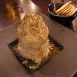 牡蠣 やまと - アンチョビポテトサラダ