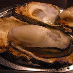 牡蠣 やまと - 焼き牡蠣