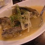 牡蠣 やまと - 牡蠣の白ワイン蒸し