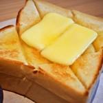 食パン専門店 デアイ・ザ・ベーカリー - ハニーナッツトースト(バタートースト)