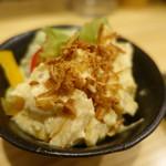 鶏屋 丸高 - ポテサラ(350円)