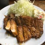 69574358 - 肉生姜焼き定食