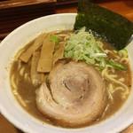 らー麺 きん - らー麺('17/07/04)