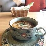 ピースガーデン - 今日のスープ