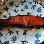 太紀家具 - 「焼き紅鮭」180円