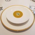 69578677 - スープ☆15種類の根菜野菜が入ったポタージュスープ