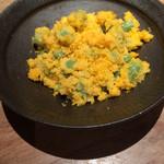 品川牡蠣入レ時 - ミモレットと枝豆