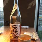 品川牡蠣入レ時 - ばばぁの梅酒