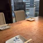 品川牡蠣入レ時 - ビルの9階