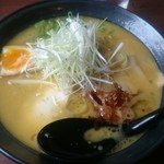 麺好 長沼屋 - 醤油ラーメン