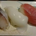 69579757 - ブッフェ一例   お寿司