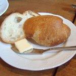 6958109 - シェフのおすすめランチの「パン」