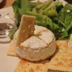 スローフード茶房 wasabi - 焼きカマンベールチーズ