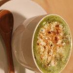 スローフード茶房 wasabi - キャラメル抹茶豆乳