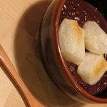 スローフード茶房 wasabi - ぜんざい(冬季限定)