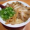 Tenkaippin - 料理写真:W豚トロラーメン(並、こってり)
