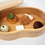 リストランテ センソ - 小菓子
