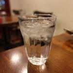 オ・コントワール・ド・ローキデ - ☆お水グラス(^O^)☆