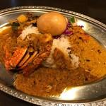 定食堂 金剛石 - Curry(スリランカクラブ)