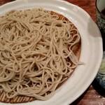 松玄 凛 - 盛り蕎麦
