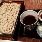 松玄 凛 - 蕎麦大盛り