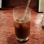 松玄 凛 - アイスコーヒー