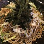 マツノ屋 - 蕎麦アップ