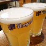 69590633 - 2016/12/17  ヒューガルデン〜〜ベルギービール