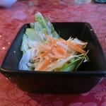 中国料理 九龍 - サラダ