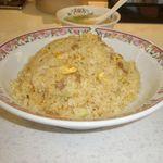 餃子の王将 - 料理写真:焼めし 486円+大盛 108円
