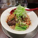 金町製麺 - 冷たい坦々麺