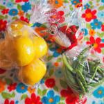 相原精肉店 - 農家さんの野菜