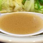 69594252 - スープはあっさり目